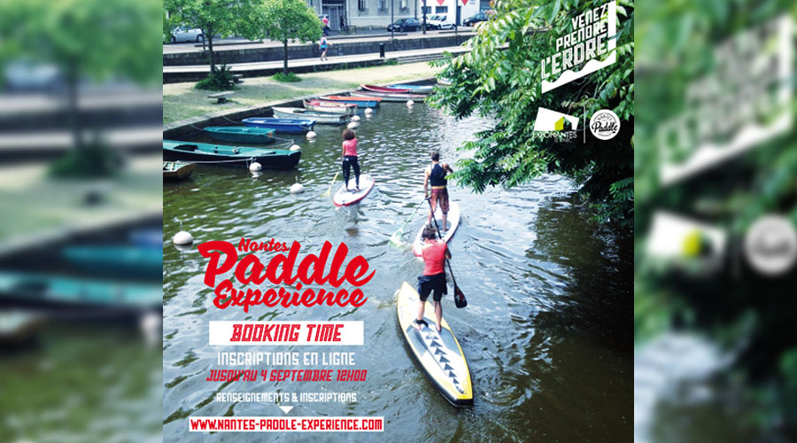hotel nantes paddle experience