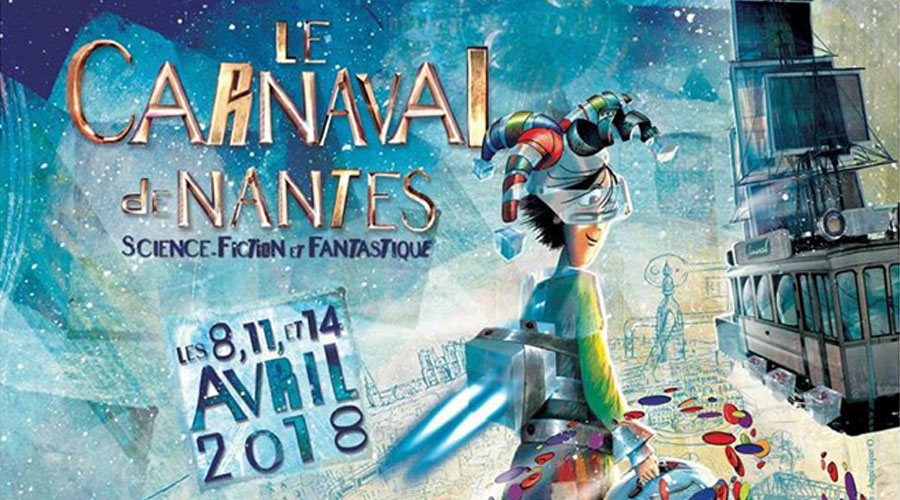 hotel nantes carnaval defiles sciences fiction fantastique